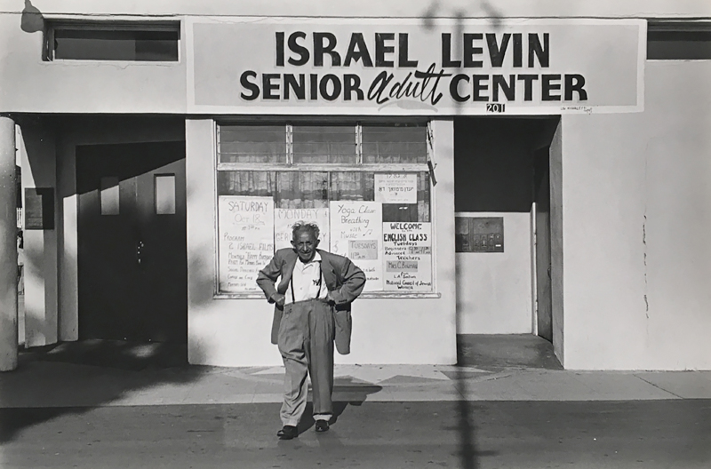 Untitled (Israel Levin Senior Adult Center)<p>© Ed Sievers</p>