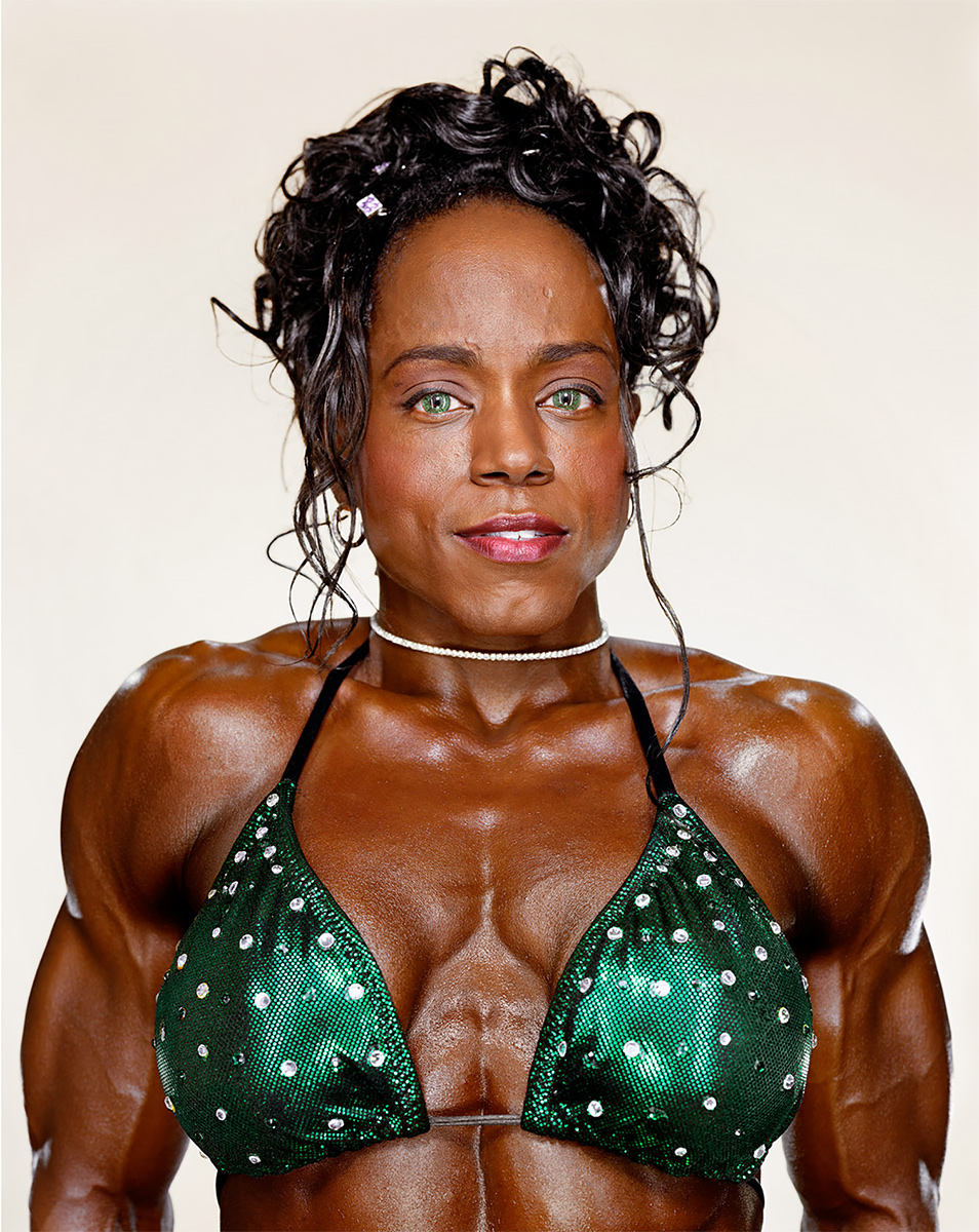 Female Body Builders 1<p>© Martin Schoeller</p>