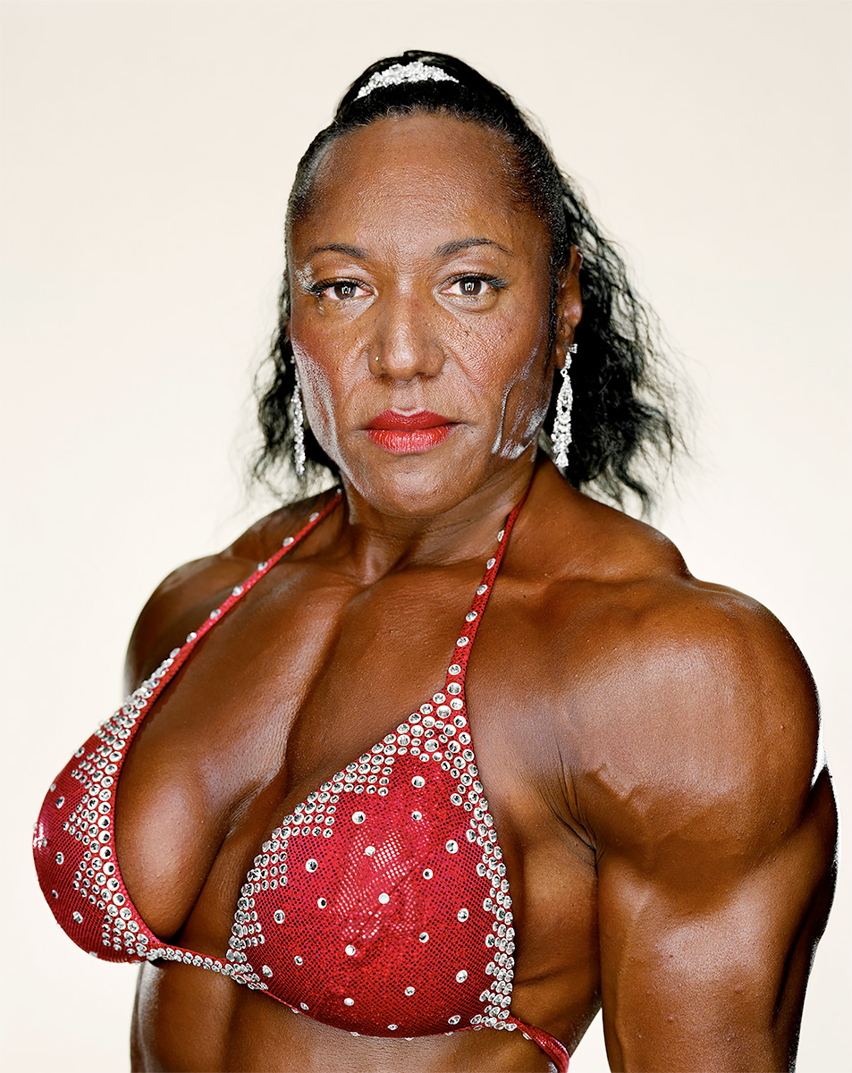 Female Body Builders 2<p>© Martin Schoeller</p>