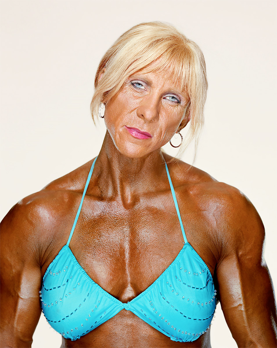 Female Body Builders 3<p>© Martin Schoeller</p>