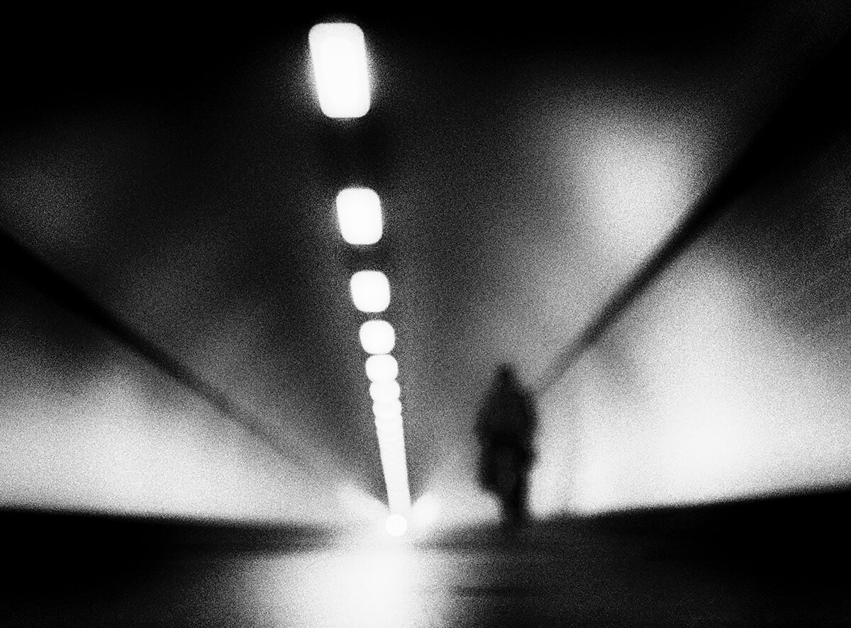 Light at the end of the tunnel<p>© Eddy Verloes</p>