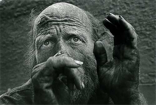 Homeless II, USA, 1996<p>© Jacko Vassilev</p>