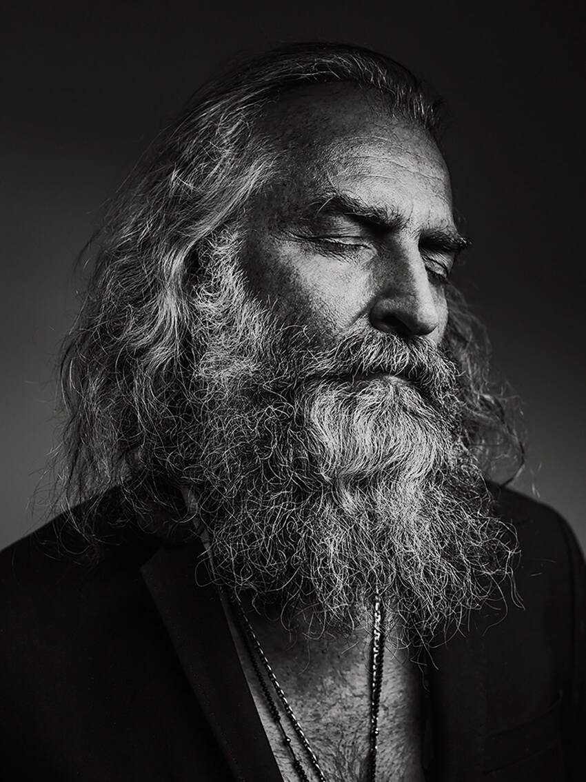 Warren Ellis<p>© Stephan Vanfleteren</p>