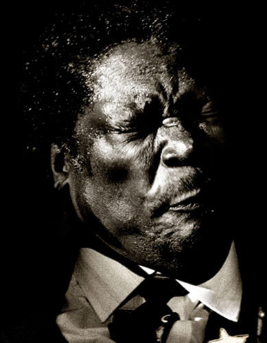 Albert Watson - B.B. King, Connecticut Blues Festival, 1989