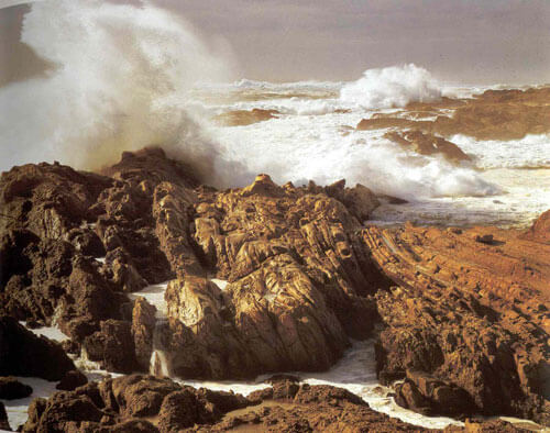 Storm, Point Lobos 1977<p>© Cole Weston</p>