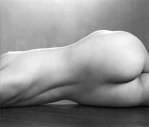 Nude 1925<p>© Edward Henry Weston</p>