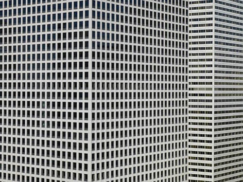 Michael Wolf - The Transparent City #12