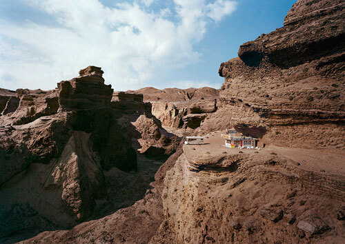 Thomas Wrede - Canyon, 2007