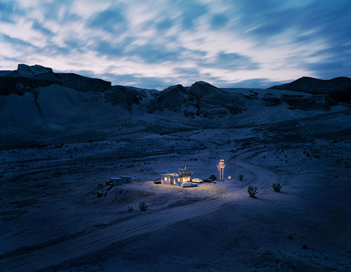 Thomas Wrede - Dari King Drive In, 2007