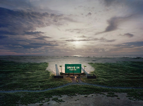 Thomas Wrede - Drive-In Theatre, 2009