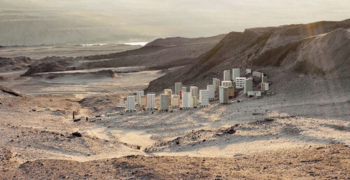 Thomas Wrede - High-Rise Housing Estate, 2008