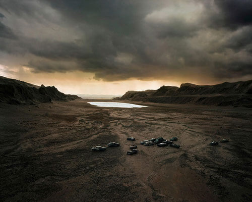 Thomas Wrede - Tertiary Valley, 2007
