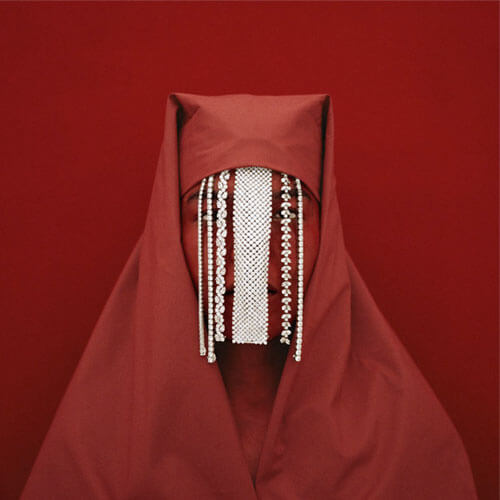 Kimiko Yoshida - THE RED EGYPTIAN BRIDE (HARRY WINSTON). SELF-PORTRAIT, 2008