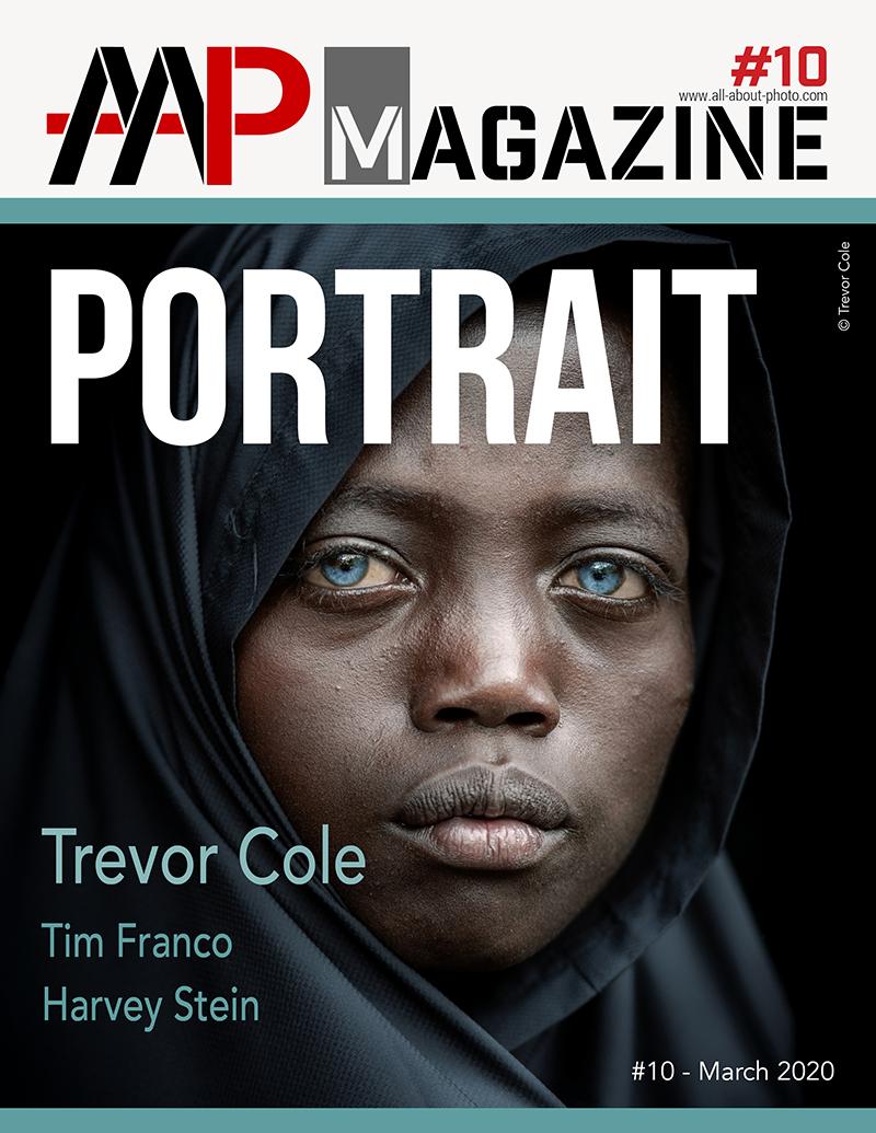 AAP Magazine #10: PORTRAIT