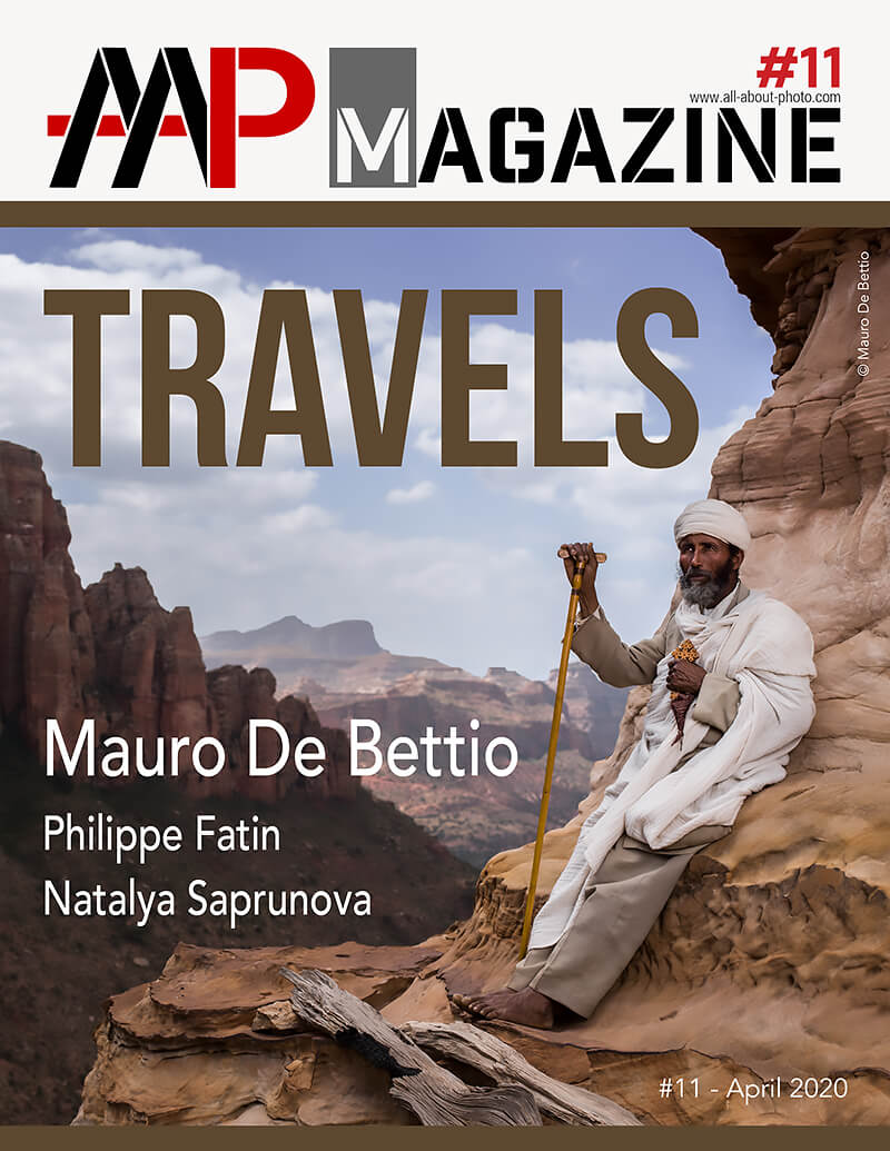 AAP Magazine #11: TRAVELS