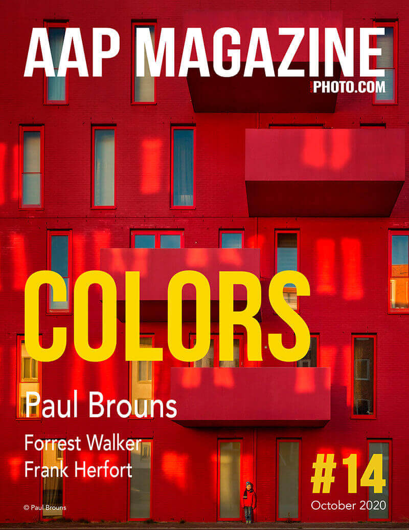 AAP Magazine #14: COLORS