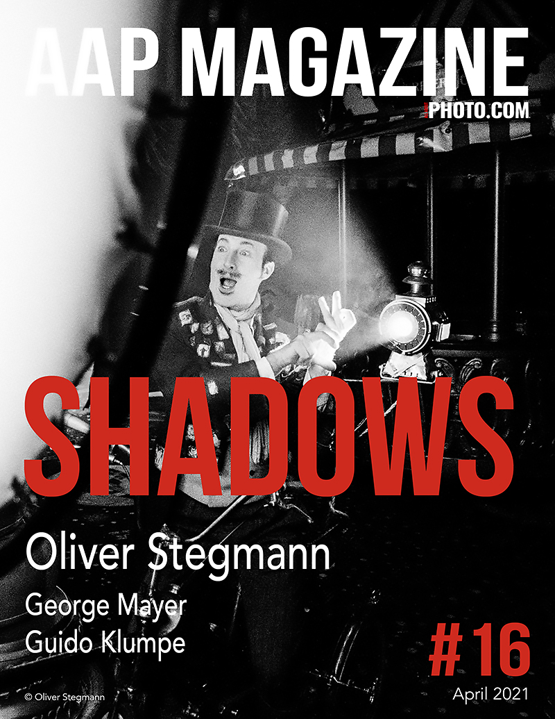 AAP Magazine #16: SHADOWS
