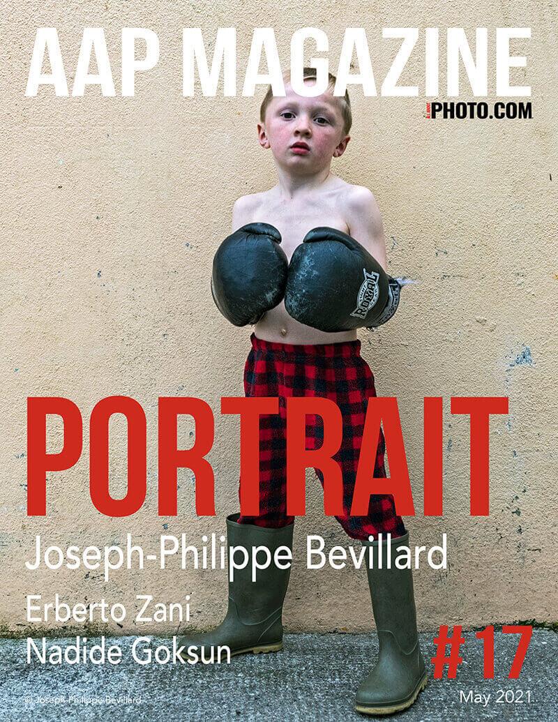 AAP Magazine #17: PORTRAIT