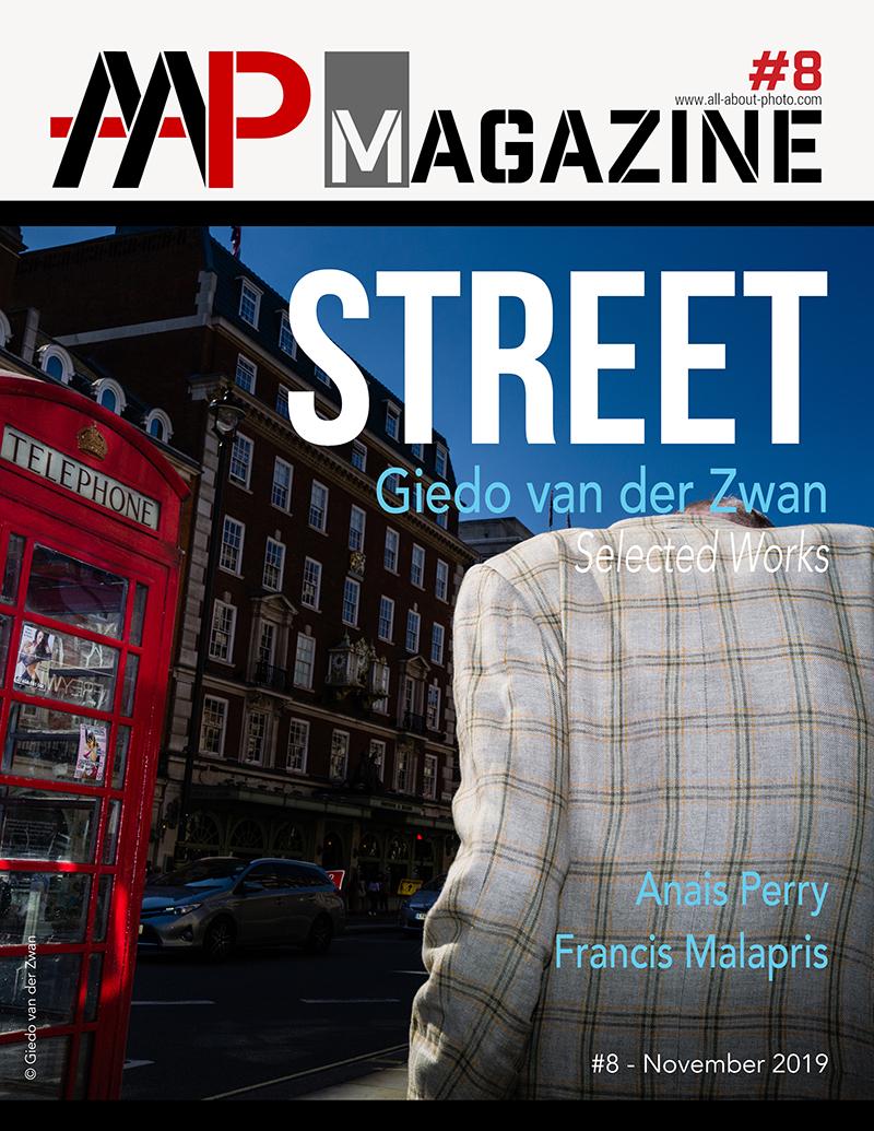 AAP Magazine #8: STREET