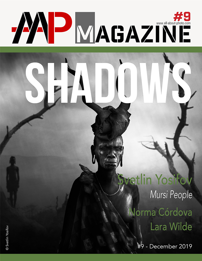 Our printed edition showcases the winners of AAP Magazine call of entries