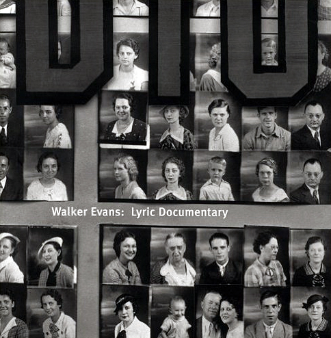 Walker Evans: Lyric Documentary
