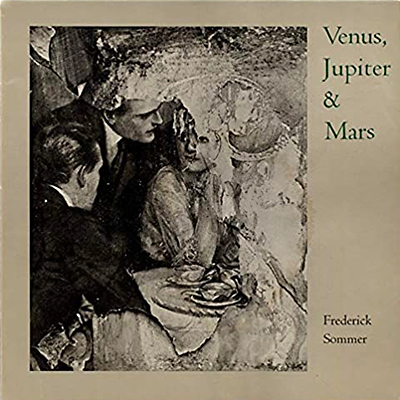 Venus, Jupiter and Mars