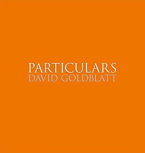 Particulars: David Goldblatt