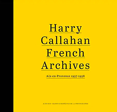 French Archives: Aix-en-Provence 1957–1958