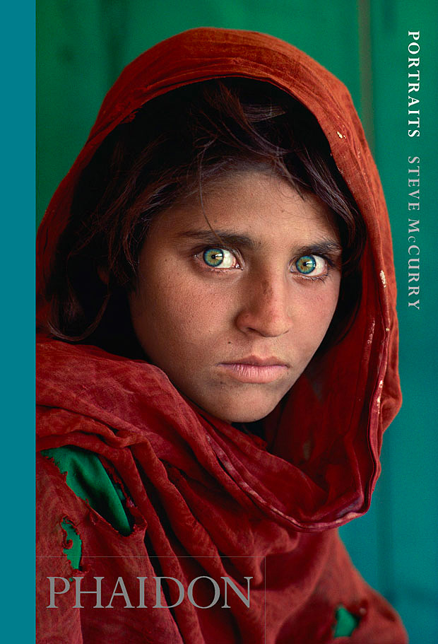 Portraits Steve McCurry