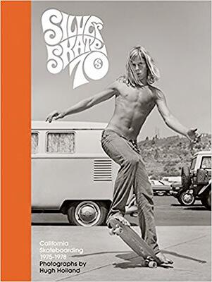 Silver. Skate. Seventies