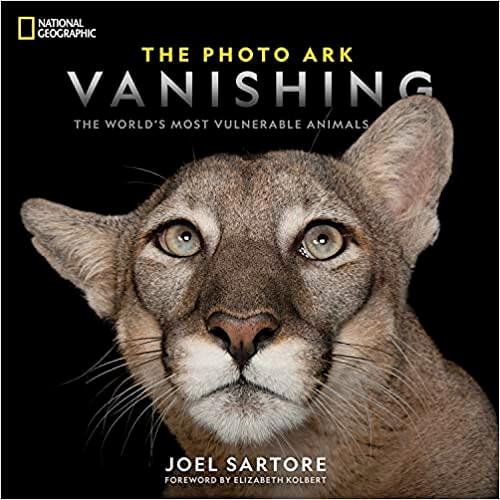 The Photo Ark Vanishing: The World's Most Vulnerable Animals